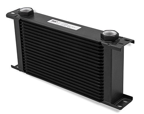 Earl's 13 Row UltraPro Oil Cooler Wide Black