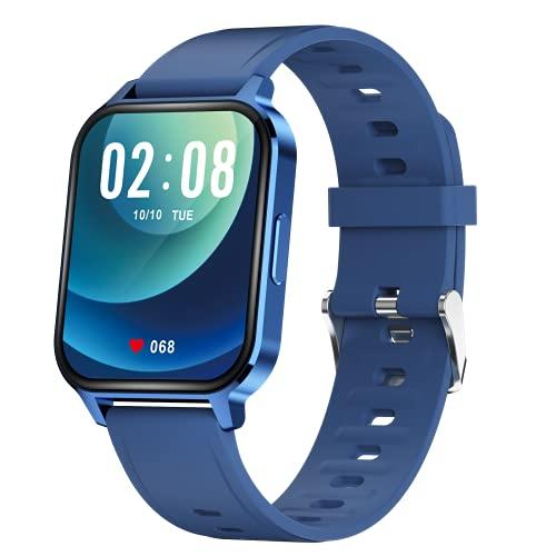 Reloj Inteligente para Deportes al Aire Libre a Prueba de Agua IP68, Compatible con 24 Modos Deportivos y 17 Idiomas