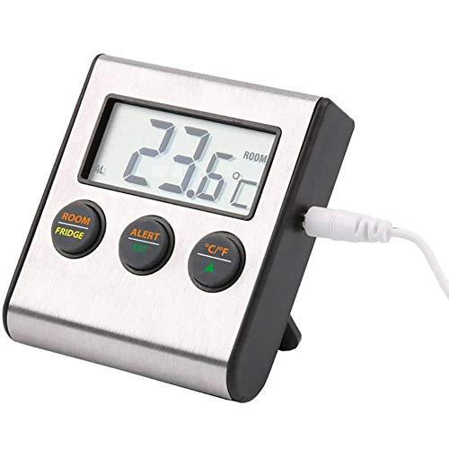 OLYMPIA 5963 Temperatursensor FTS 200 | Für Funk-Alarmanlagen der Protect und ProHome Systeme