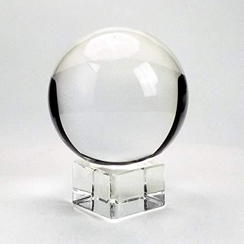 CROSYO 1 UNID K9 Clear Chandelier Lente de Lente de Cristal Bola de Cristal Bola de Cristal Soporte de la Bola de la Esfera de la Esfera Decoración del hogar Decorative Ball Globe