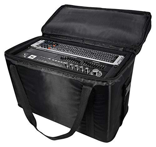RRB50 5U Rack Bag Double-Sided Case with 12 Depth + Shoulder Strap