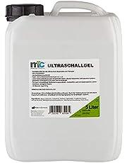 Medicalcorner24 - Garrafa de gel de ultrasonidos (5 kg)