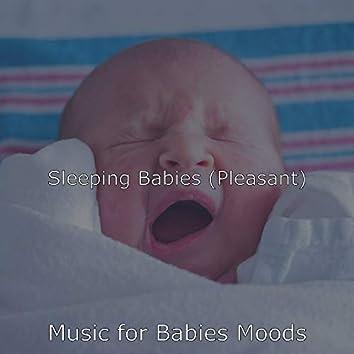 Sleeping Babies (Pleasant)