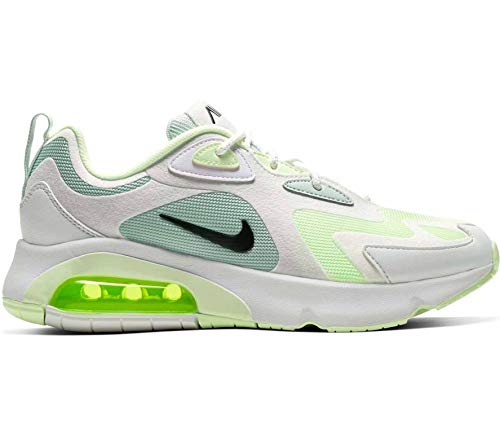 Nike Air MAX 200, Walking Shoe Womens, Verde, 44.5 EU