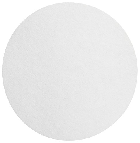 Whatman 1442-042 Quantitative Filter Paper Circles, 2.5 Micron, Grade 42, 42.5mm Diameter (Pack of 100)