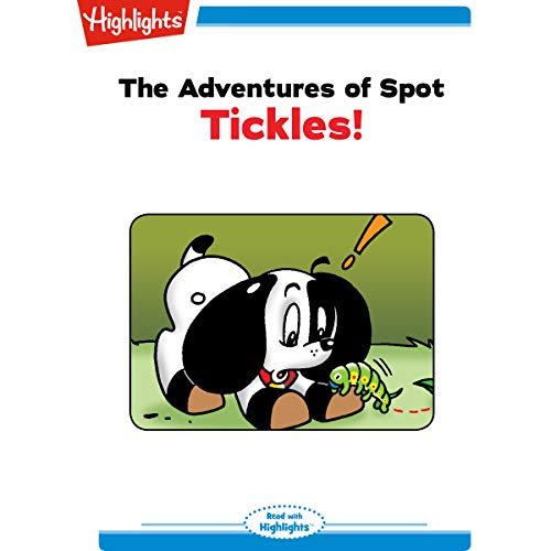 The Adventures of Spot: Tickles copertina
