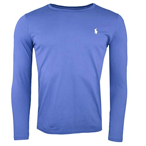 Ralph Lauren Damen Blouson T-Shirt Gr. X-Large, blau