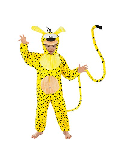Generique - Disfraz Mono Marsupilami niño 9 a 10 años
