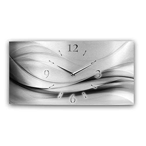 Kreative Feder -   Abstrakt Silber Xxl
