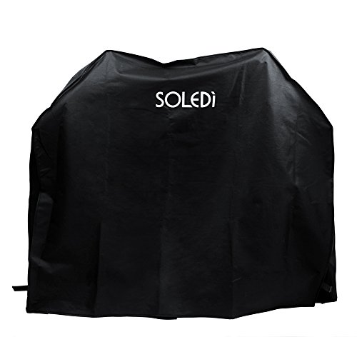 SOLEDI Waterproof BBQ Grill Cover Rain Proof Barbecue Outdoor Cooking...