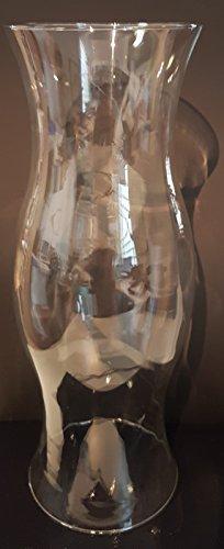 9 cm Grand cylindre en verre clair verre souffl/é a la bouche con/çu et fabriqu/&ea diam/ètre point le plus large 10 cm ouverture en haut et en bas env sans fond 22 cm hauteur env vint l/éger d/écoratif verre en cristal