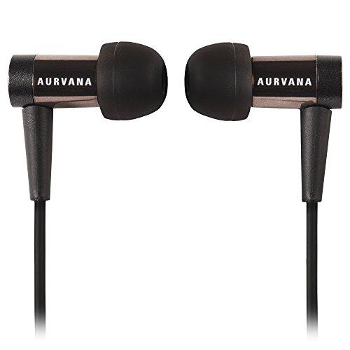 Creative Labs 51EF0670AA001 - Aurvana In-Ear 2 Plus - Auriculares in-ear (reducción de ruido) con...