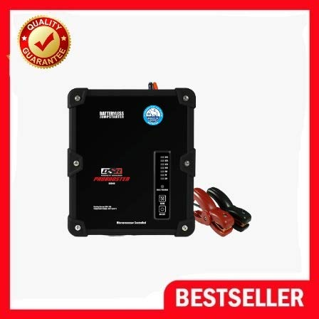 For Sale! Schumacher DSR109 ProSeries 800 Amp Ultracapacitor Batteryless Jump Starter