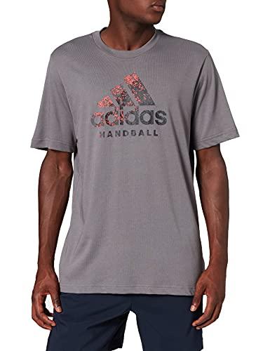 adidas Camiseta Marca Modelo Men HB tee ⭐