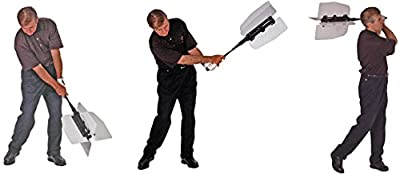 Golf Warm-Up & Swing Training Resistance Power Fan