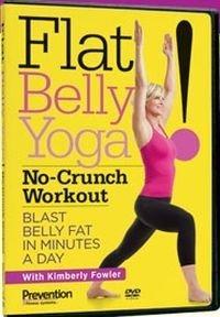 prevention flat belly yoga dvd