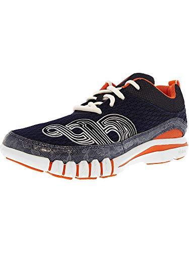 Ahnu Womens Yoga Flex Cross Trainer Sneaker Shoes, Dark Orchid, US 6.5