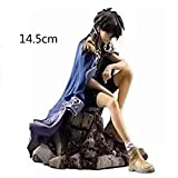 HUANIU Anime Spielzeugmodell Lina Puppe Shiro Statue Cute Character Modell Film Anime Modell...