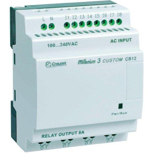 Crouzet 88970021 Millenium 3 CB12 R SPS-Steuerungsmodul 24 V/DC