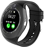 Avika Y1S Smart Watch with Touch Screen GPS, Fitness Tracker, Heart Rate Monitor