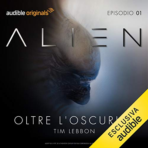 Alien - Oltre l'oscurità 1 cover art