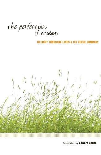 The Perfection of Wisdom (Wheel Series,)