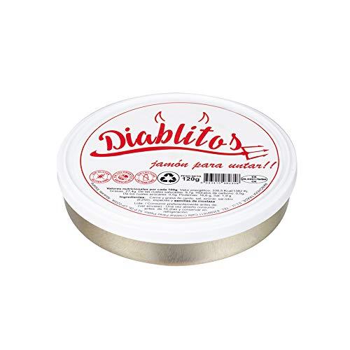 DIABLITOS - Schinkenpastete - Paté de Jamon, 120g