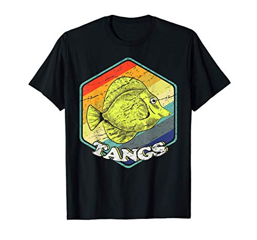 Hawaii Segelflossendoktor Doktorfisch Meerwasser Aquarium T-Shirt