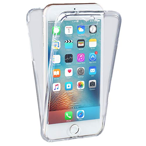 United Case Funda Protectora De Teléfono Celular para Apple iPhone 4 / 4s | Claro Funda De