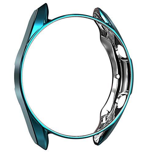 iplusmile Uhr Schutzhülle Kompatibel für Samsung Galaxy Uhr 3-41Mm Uhr Aktive Fall Sport Uhr Fall Screen Protector (Farbe Sortiert)