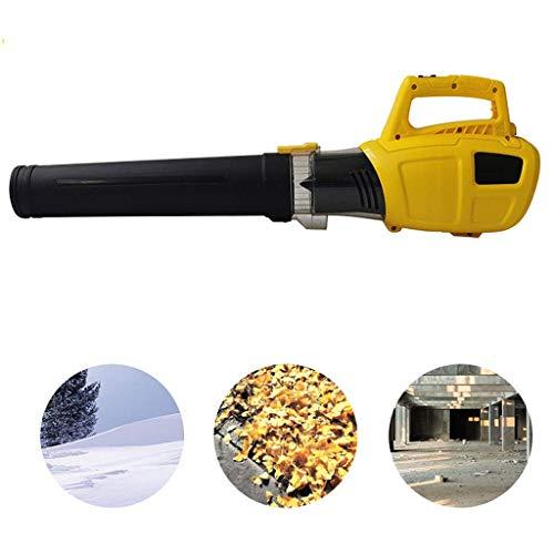 Yangangjin bladblazer, met borstelloze motor, krachtige bladblazer, industriële kwaliteit, lange gebruiksduur, eenvoudig op te bergen, gebruikt voor vochtige garage.
