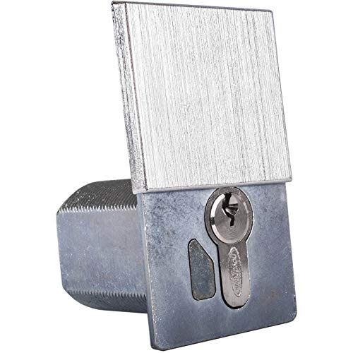 Notentriegelungssteckschloss Novoferm Extra 315 Notentriegelung inkl. Profil-Halbzylinder für Sektionaltore