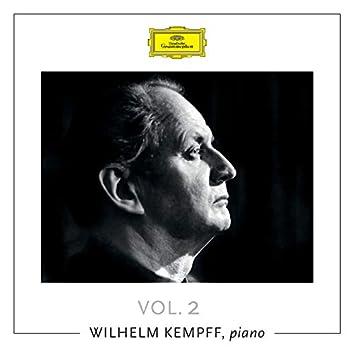 Wilhelm Kempff, Piano (Vol.2)