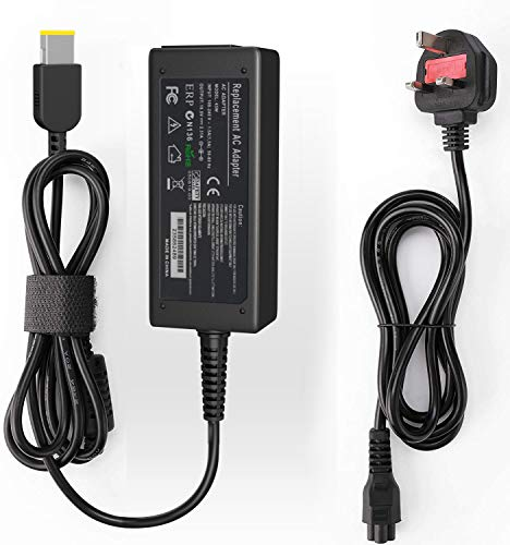 Lenovo 65W USB 20V 3.25A Laptop Charger,Power Cord Supply for Lenovo Ideapad Flex 2 Flex 3 Yoga 11 11S (All Models)