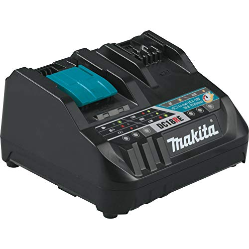 Makita DC18RE 18V LXT / 12V max CXT Lithium-Ion Rapid Optimum Charger