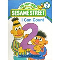 I can count: Featuring Jim Henson's Sesame Street Muppets (On my way with Sesame Street) B000IUBERU Book Cover