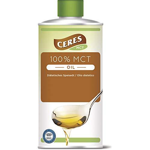 Ceres-MCT-Öl 100% (0.5 L)