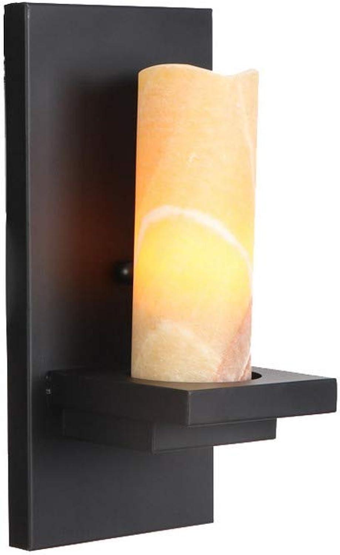 LEWWB Wandleuchte Creative Wohnzimmer Wandlampe Bedside Dekoration Wandbeleuchtung