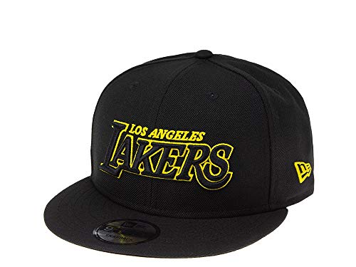 New Era Los Angeles Lakers Showtime Edition 9Fifty Snapback Cap