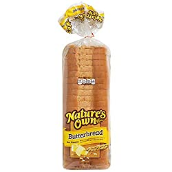 Natures Own Butterbread Loaf - 20 oz Bag
