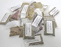 Wicca or Hoodoo Herb Spell Kit - 30 Witchcraft Herbs + Magickal Herbs eBook by Witch SuperCenter