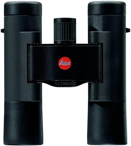 Leica Ultravid 40253 BCR - Prismáticos compactos (10 x 25), Color Negro