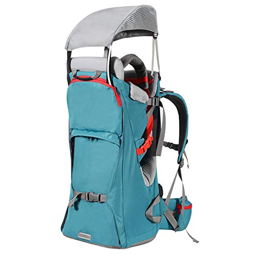 Find Bargain Baby Child Backpack Carrier Hiking Rain Cover Toddler Ergonomically Sunshade