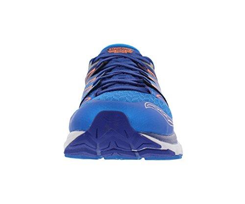 Saucony Zealot ISO 2 Bleu Orange S203144