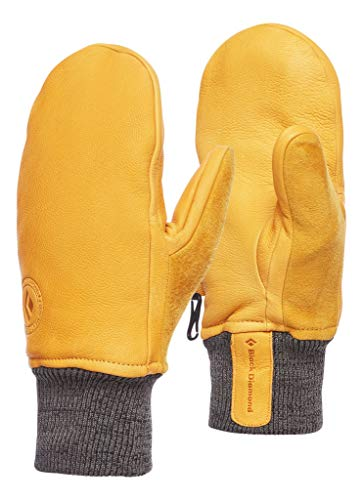 Black Diamond DIRT BAG MITTS Gants Natural FR : XS (Taille Fabricant : Extra Small)