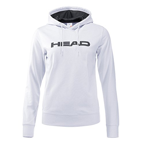 HEAD Rosie Hoody w White/anthrazit 814556