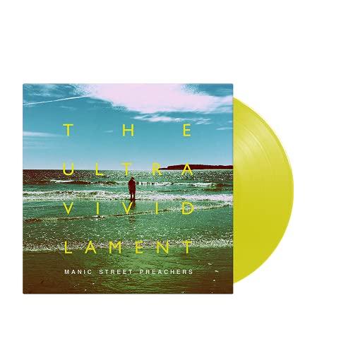 The Ultra Vivid Lament (ltd. yellow Vinyl) (exklusiv bei Amazon.de) [Vinyl LP]