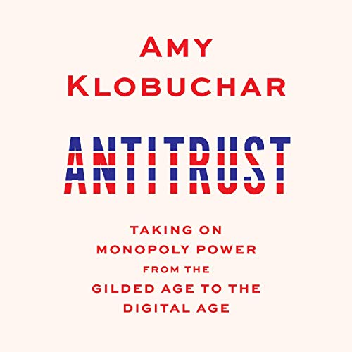 Antitrust cover art