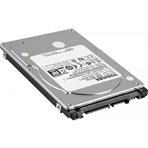 Toshiba MK-5076-GSX 500GB interne Festplatte (6,4 cm (2,5 Zoll), 5400rpm, 8MB Cache, SATA)