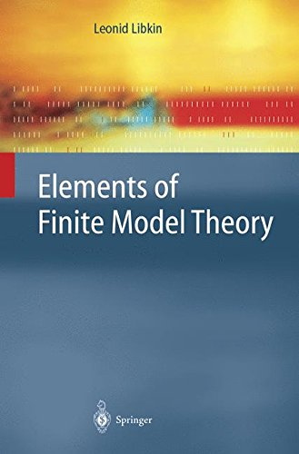 Elements of Finite Model Theory (Texts in Theoretical Computer Science. An EATCS Series)
